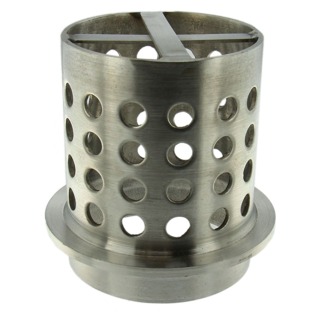 3-1//2 x 2-1//2 Stainless Steel Solid Wall Regular Lost Wax Centrifugal Jewelry Casting Flask